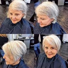 highlights for gray hair photos best coloring and styling options for gray hair the bluffton sun