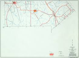 La Salle Campus Map Texas County Highway Maps Browse Perry Castañeda Map Collection