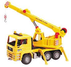 bruder man crane truck the play room
