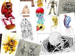 original art sale u2014 alex pardee u0027s land of confusion