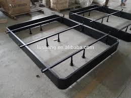 Assemble King Size Bed Frame King Size Metal Hotel Bed Frame View King