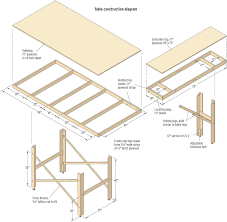 model train table building plans diy free download free wooden