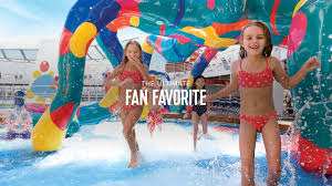 24 Best Kids Standing On by Freedom Of The Seas Best 1st Time Cruise Ship Royal Caribbean