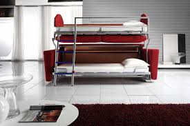 Bunk Bed With Desk And Couch Astonishing Sofa Bunk Bed Pics Ideas Tikspor