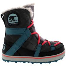 boots uk waterproof womens sorel glacy explorer shortie waterproof winer warm