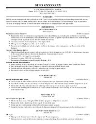 Sample Resume Business Owner by Resume Entrepreneur Sample