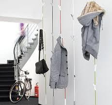 garderobe schmaler flur flur designer machen garderobe zum hingucker