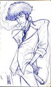 cowboy bebop sketch by hyperjack08 on deviantart