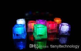 light up cubes led cubes flash light cube rainbow light up