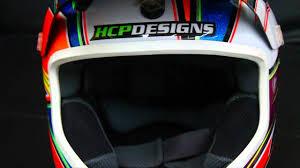 design your own motocross helmet house call hcp designs transworld motocross youtube