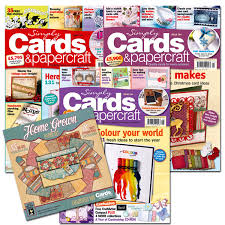 simply cards papercraft magazine