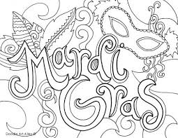 14 best coloring pages mardi gras images on pinterest drawings