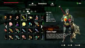 zelda breath of the wild guide a royal recipe side quest