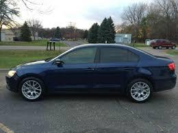 2012 Volkswagen Jetta Interior 2012 Volkswagen Vw Jetta 2 5 Se Leather Interior Rims W Snow Tires