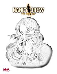 nancy drew games the silent spy her interactive