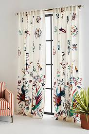 Mexican Kitchen Curtains by Curtains U0026 Drapes Anthropologie