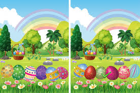 Buy Vr Easter Spot The Difference Android U0026 Ios Educational And