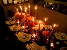 Setting Formal Dinner Table Elegant Dinner Party With Table Setting Made By My Freakishly