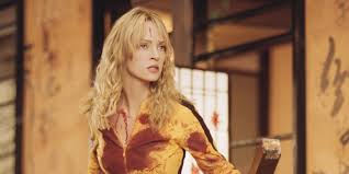 uma thurmans hair in kill bill wiggle your big toe kill bill vol 1 turns 10 huffpost
