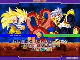 dragon ball gt mugen download dbzgames org