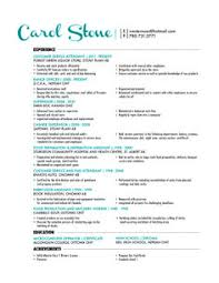 a 1 page simplified resume focusing on skills rather than