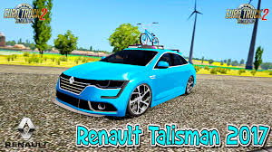 renault talisman 2017 night 26 page 5 download ets 2 mods truck mods euro truck