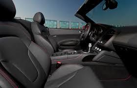 Audi R8 Interior - 2014 audi r8 v10 plus and v10 spyder first drive motor trend