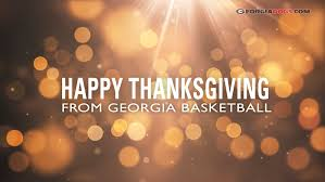 bulldogs wish you a happy thanksgiving of