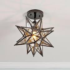 morovian light moravian ceiling light r lighting