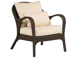 Landgrave Patio Furniture by Whitecraft Bali Wicker Lounge Chair S533011