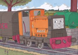 rusty train rusty by nick of the dead on deviantart