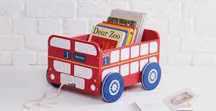 book storage cart bus gltc