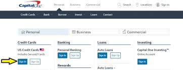 capital one business credit card login www capitalone autoloans login bill payment capital one