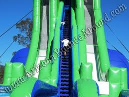 Best Backyard Water Slides Big Inflatable Water Slides For Festivals And Events Huge