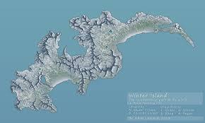 World Map Winter by Ff8 Winter Island By Centralsky On Deviantart