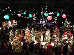 festival of lights riverside 2017 festival of trees riverside theatre