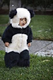 Girls Panda Halloween Costume 12 Boys Girls Halloween Costumes