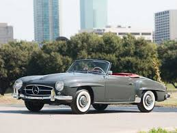 mercedes auctions rm auctions to offer three mercedes 190sls at their january