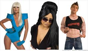 most popular halloween costumes jersey shore lady gaga oct 8