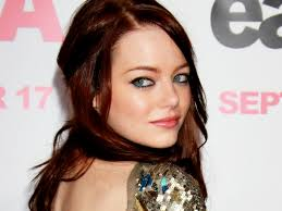 emma stone updo hairstyles best date night medium hair styles