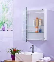 Mirror Bathroom Cabinet With Lights Mirror Design Ideas Home Depot White Led Mirrors Bathroom Round