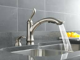 touch on kitchen faucet touchless faucet kitchen faucet amazing touch kitchen