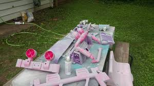 barbie jeep check out my jurassic park power wheels jeep i made for my son a