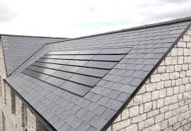 Metal Tile Roof Solar Panels On Metal Tile Roof