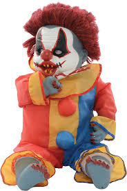 twitching banshee spirit halloween 8 best halloween evil clown props and decorations images on