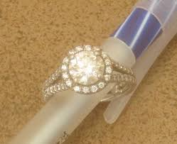 used wedding rings second engagement ring used engagement rings pave charming