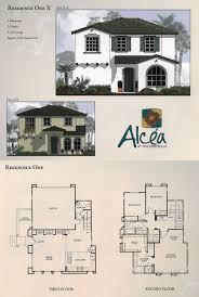 floor plans elevations the foothills carlsbad elevation alcea floorplan