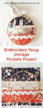 Sewing Ideas For Home Decorating Best 25 Embroidery Hoop Crafts Ideas On Pinterest Embroidery