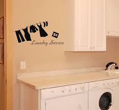 amazon com laundry room wall decal home kitchen