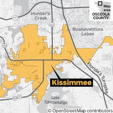 map of kissimmee kissimmee disney s southern transforming again